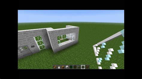 Moderne Minecraft Häuser Zum Nachbauen by Minecraft Modernes Haus Zum Nachbauen