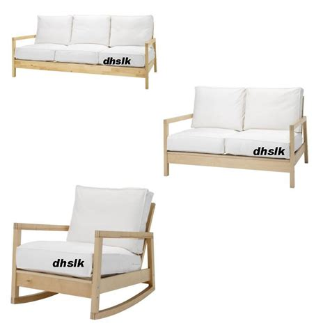 canapé ikea lillberg ikea lillberg sofa chair slipcover cover gräsbo white grasbo