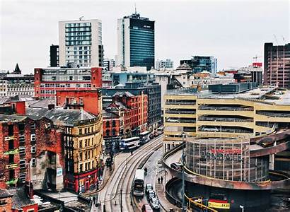 Manchester Greater Zero Buildings 2028