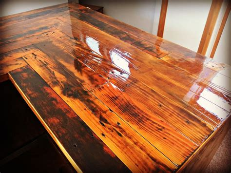 kitchen countertop   reclaimed pallet wood