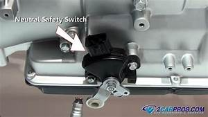 Car Repair World  How A Neutral Safety Switch Works