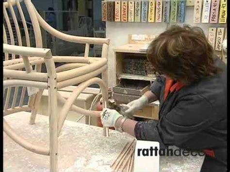 chaise en rotin but fabrication d 39 une chaise en rotin