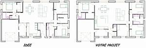 maison 120m2 good plan de maison avec suite parentale on With good plan de maison 120m2 1 plan de maison ossature bois plain pied 28 images