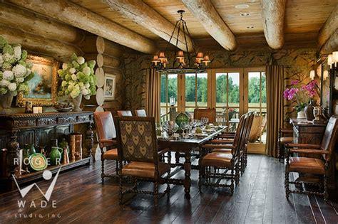 Log Cabin Interior Design Ideas Model 2 Luxury Kitchen Home Plans Cozy Interiors Small Photo
