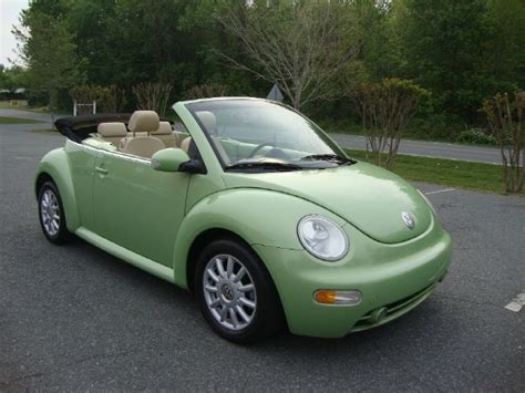2004 volkswagen new beetle gls 2 0l convertible maybe get before mercedes next year