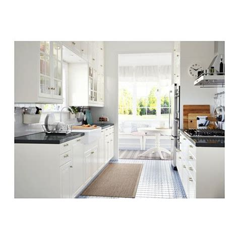 kitchen base cabinets with glass doors bodbyn 2 p door corner base cabinet set off white glass