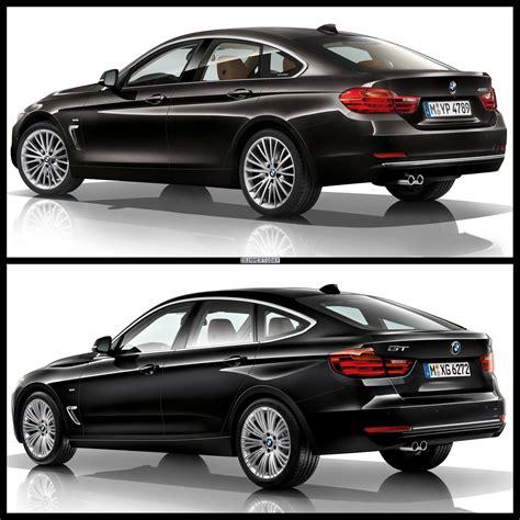 3 Series Vs 4 Series Gran Coupe by Bmw 4 Series Gran Coupe Vs Bmw 3 Series Gt Photo Comparison