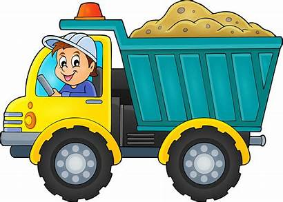 Clipart Transportation Dump Trucks Books Clip Construction