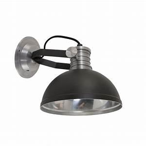Lampe Style Industriel : lampe de mur industriel finn lampe industrielle ~ Teatrodelosmanantiales.com Idées de Décoration