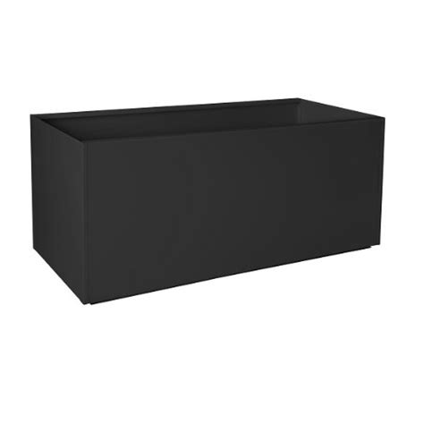 black rectangular planter cheap black rectangular planter box find black