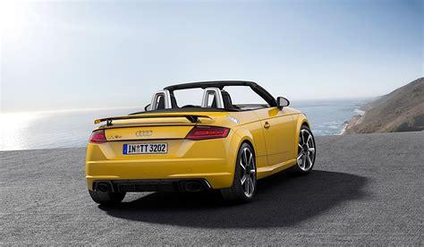 Audi Tt Rs Roadster Specs