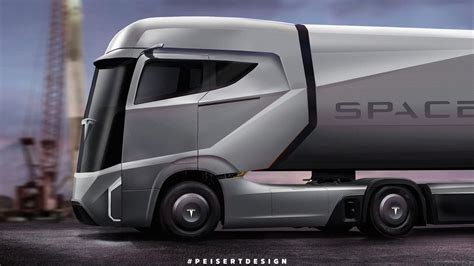 Tesla Truck Envisioned Musk Says Quot Model 3 Is Priority