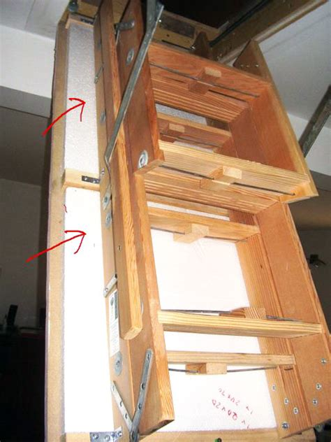 attic door insulation pull attic stairs insulation 7 awesome attic stair