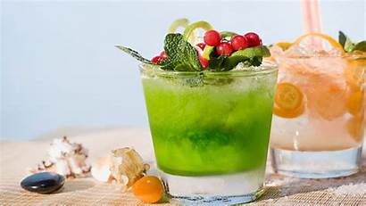 Mojito Beach Cocktails Cocktail Refreshing Drink 1080p