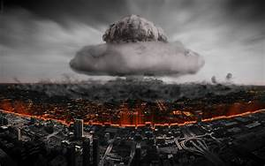 Nuclear Explosion Wallpaper