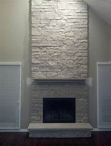 Stone, Fireplace, U0026, Mantle