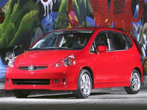 Get 2007 honda fit values, consumer reviews, safety ratings, and find cars for sale near you. Used 2007 Honda Fit Sport Hatchback 4D Pricing | Kelley ...
