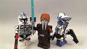 Lego Star Wars Wolfpack Legion Custom Minifigures