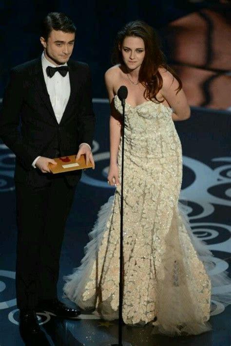 Kristen Stewart Daniel Radcliffe The Annual