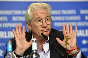 Richard Gere: There Is 'No Defense' of Israel's Occupation ...