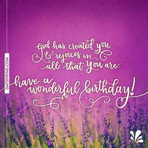 25+ best ideas about Christian Birthday Wishes on ...