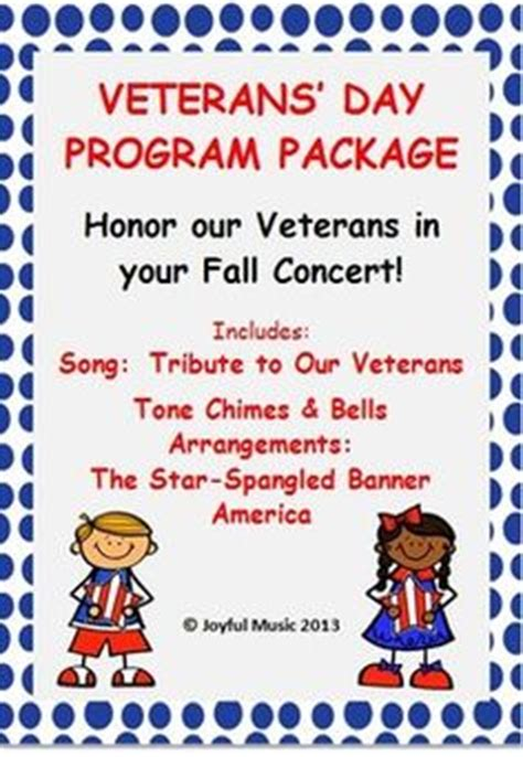 veterans day program template 1000 images about fall themed clipart papers activities and more on fall themes