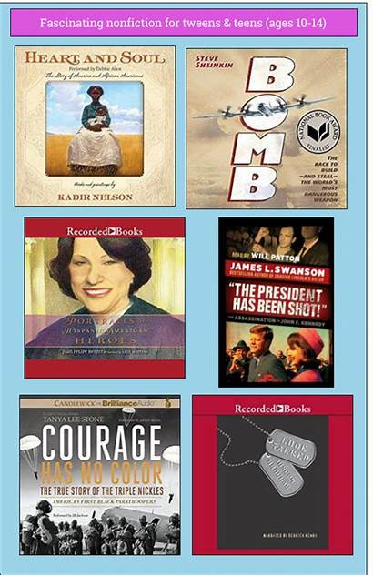 Nonfiction Audiobooks Ages Teens Navajo