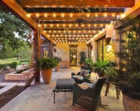 patio lighting ideas