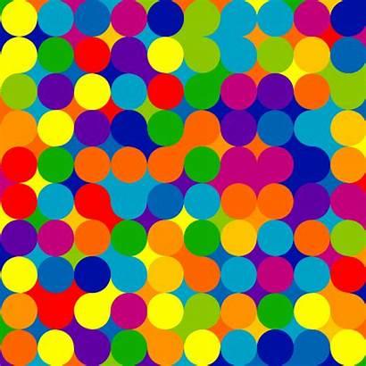 Optical Illusion Giphy Gifs Rainbow Illusies Artists