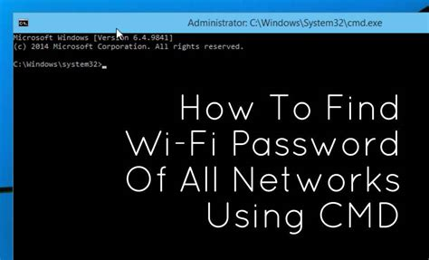 how to see wifi password on iphone how to find wifi password of connected networks using