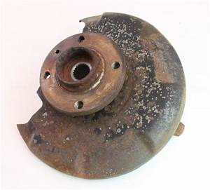 Lh Front Spindle Hub Bearing Knuckle 77
