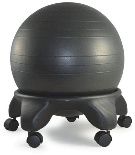 Balance Ball Chair Base Only Contemporary Large Size Of