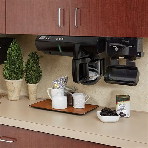 Need An Under The Cabinet Coffee Maker? Black And Decker