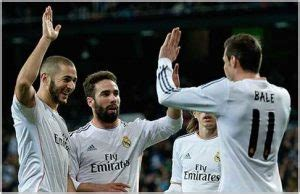 Resultado Final – Real Madrid 4 Villarreal 2 – Liga ...
