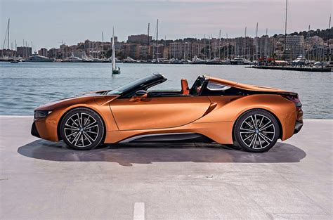Bmw I8 Roadster Photo by Bmw I8 Roadster Review 2018 Autocar