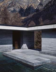 Peter Zumthor reveals the secrets of Therme Vals ...