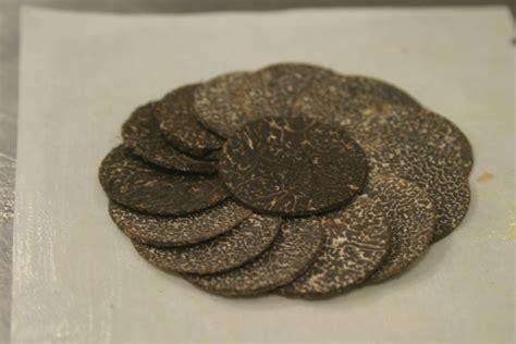 comment cuisiner les truffes noires christophe girardot saveurs couleurs les truffes noires