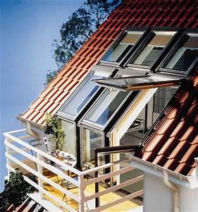 Dachbalkon Nachträglich Einbauen : balkon im dach einbauen kosten kreative ideen f r ~ Michelbontemps.com Haus und Dekorationen
