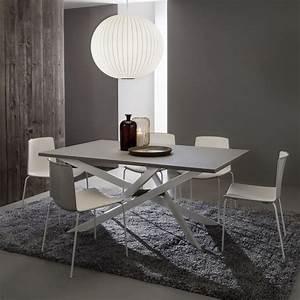 Table Salle A Manger Extensible Renzo Zendart Design