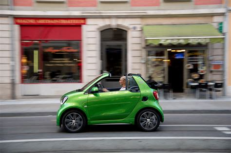 Electric Drive Car by Smart Fortwo Cabriolet Electric Drive 2017 Review Autocar
