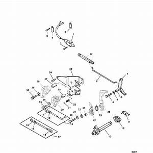 Genuine Mercury  U0026 Mercruiser Parts  Throttle And Shift
