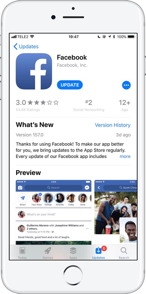 ios 11 3 s app store brings back version number and size information for updates