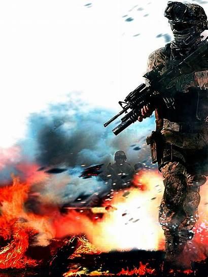 4k Ultra Fire Gun Military Tablet Soldier