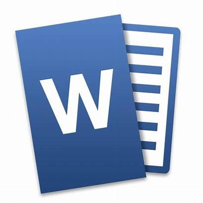 Word Icon Microsoft Office Icons Mac Tilt