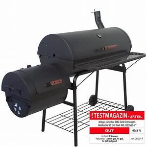 Bbq Holzkohlegrill Mit Elektrischer Belüftung Test : barbecue smoker grill test testsieger preisvergleich ~ Kayakingforconservation.com Haus und Dekorationen