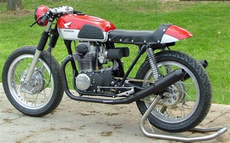 md project honda cb350 cafe racer part ii motorcycledaily motorcycle news editorials