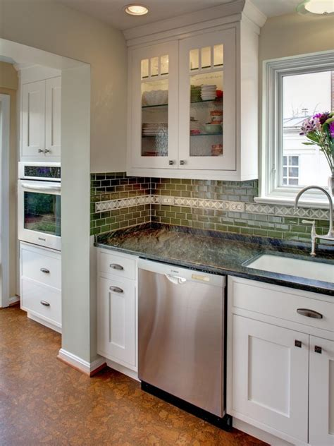 Kitchen Cork Flooring  Considerations  How To Build A House