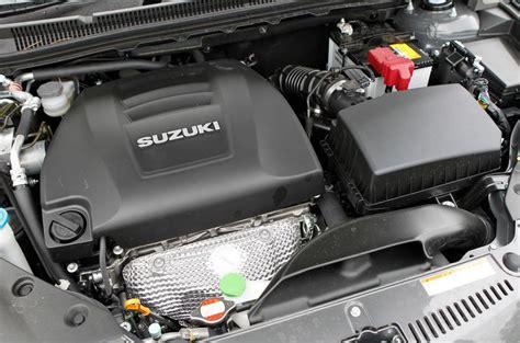 Suzuki Performance 4 Motor by Suzuki Kizashi 2012 2013 Performance Autocar