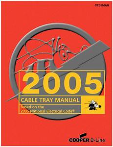 Download The B-line Cable Tray Manual