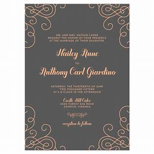 contemporary wedding invitation wording With samples of modern wedding invitations